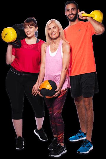 Actividad física en equipo